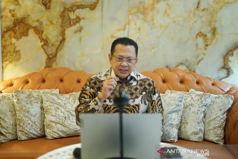 Ketua MPR imbau penyelenggara negara komit penuhi kewajiban LHKPN