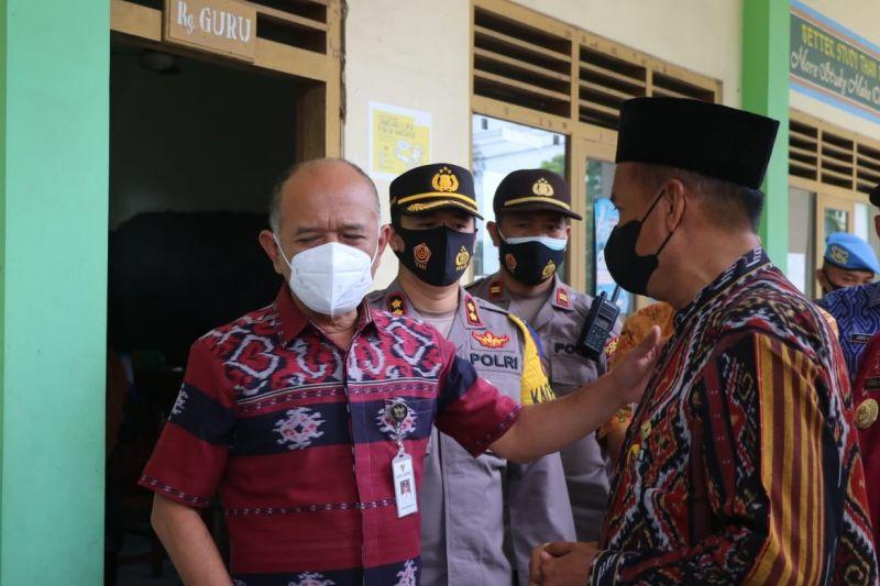 Pembelajaran tatap muka semua sekolah di Kabupaten Jepara dihentikan