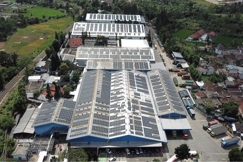 Perusahaan swasta dukung pengembangan energi terbarukan
