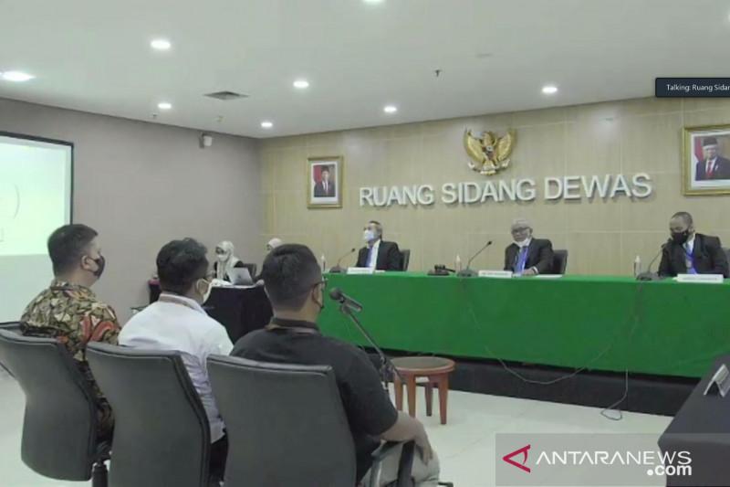 Tiga petugas Rutan KPK terbukti lakukan pelanggaran etik