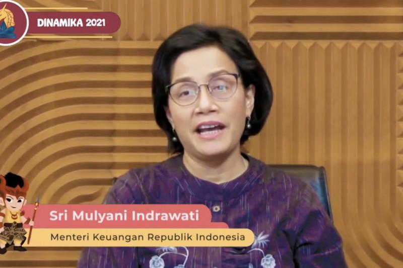 Sri Mulyani ingin mahasiswa PKN STAN tanamkan integritas sejak dini