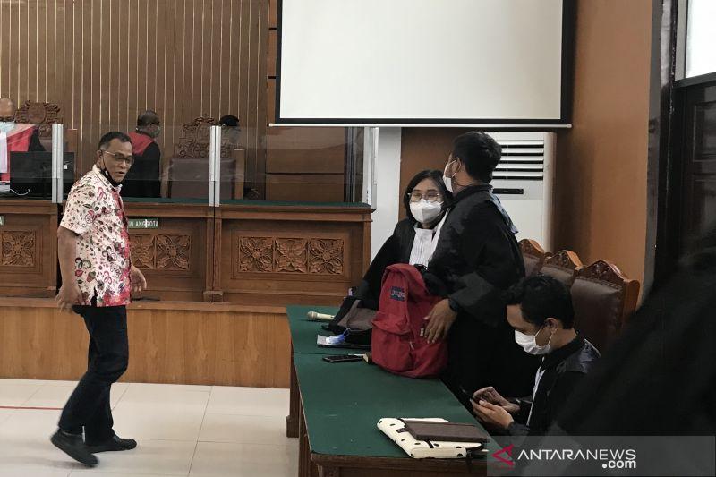 Jumhur kecewa jejaknya sebagai tahanan politik jadi pemberat tuntutan