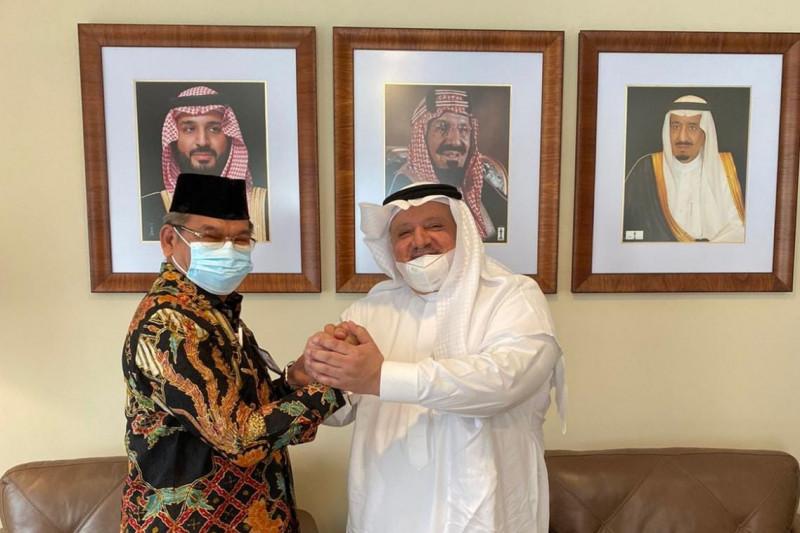 Kemenag lobi Arab Saudi agar calon jamaah umrah bisa berangkat