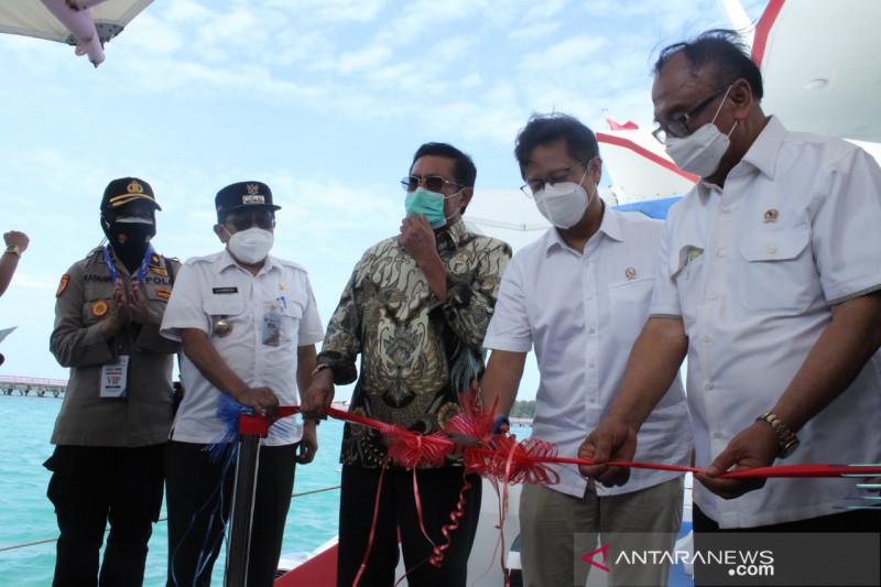 Menkes harap capaian vaksinasi di Kepulauan Seribu di atas 90 persen