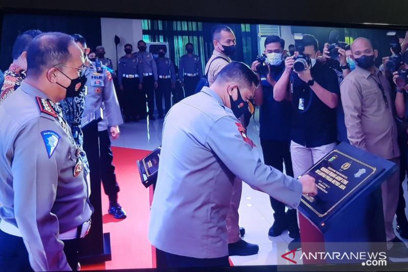 Kapolda Metro Jaya resmikan ruang arsip STNK Ditlantas Polda