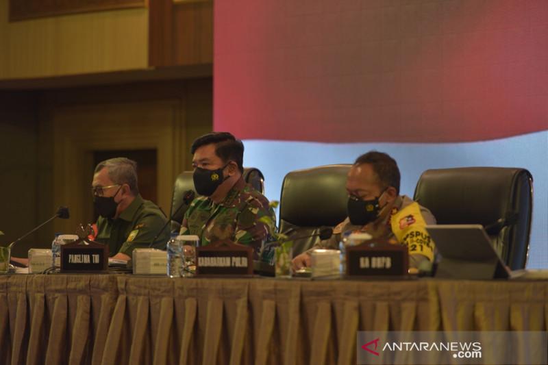 Panglima TNI apresiasi keberhasilan Riau tekan COVID-19