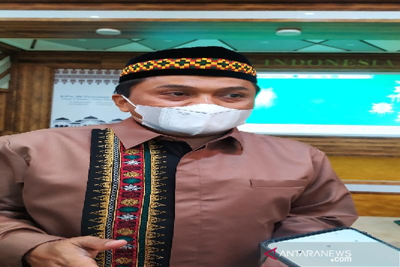 25 produk UMKM Aceh dipamerkan di puncak Karya Kreatif Indonesia 2021