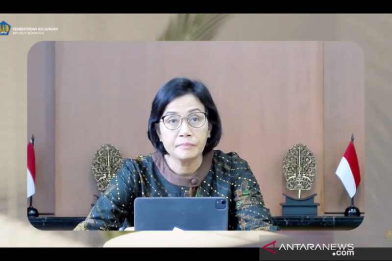 Sri Mulyani: Pembiayaan utang turun 20,5 persen karena penggunaan SAL