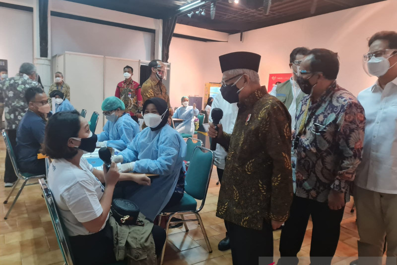 Wapres: Indonesia tidak mau kecolongan varian baru COVID-19