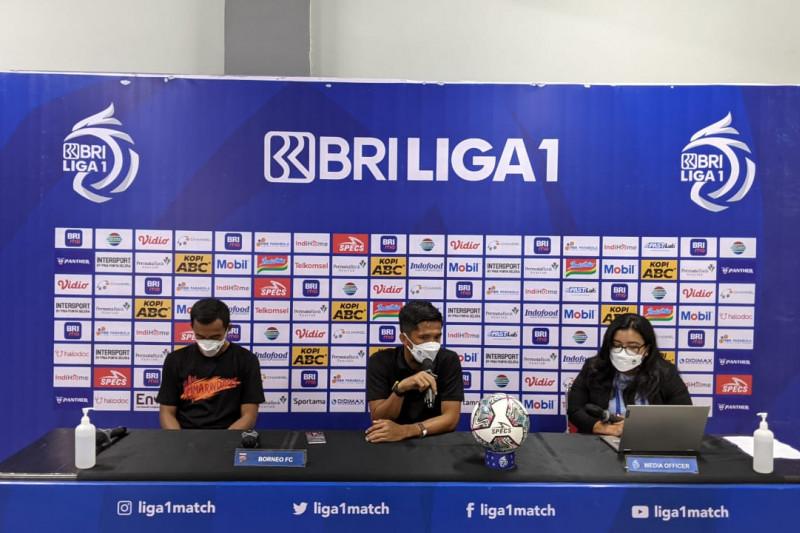 Borneo FC syukuri bisa curi poin dari Persib Bandung