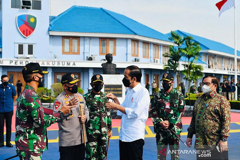 Presiden akan tanam mangrove hingga lepas tukik di Cilacap Jateng
