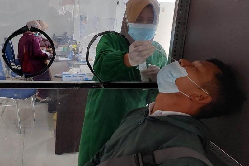 Tarif tes antigen di tujuh stasiun wilayah Daop Madiun turun