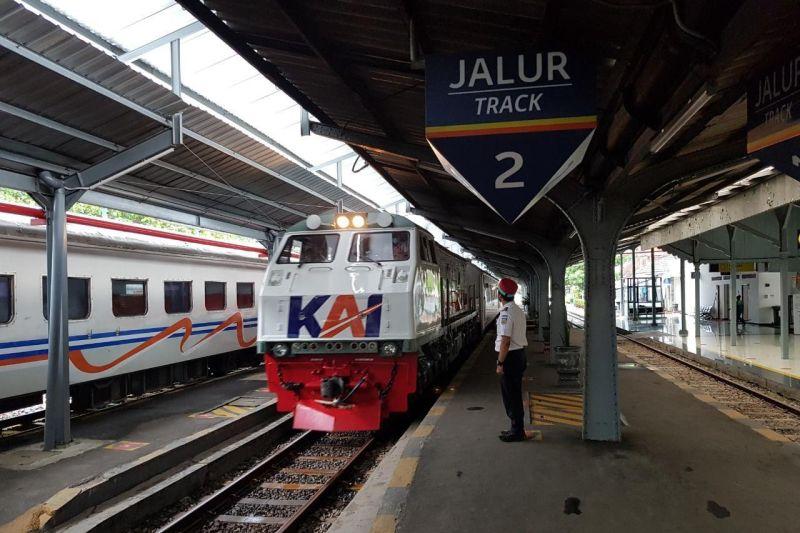 KA Ranggajati beroperasi kembali setiap akhir pekan