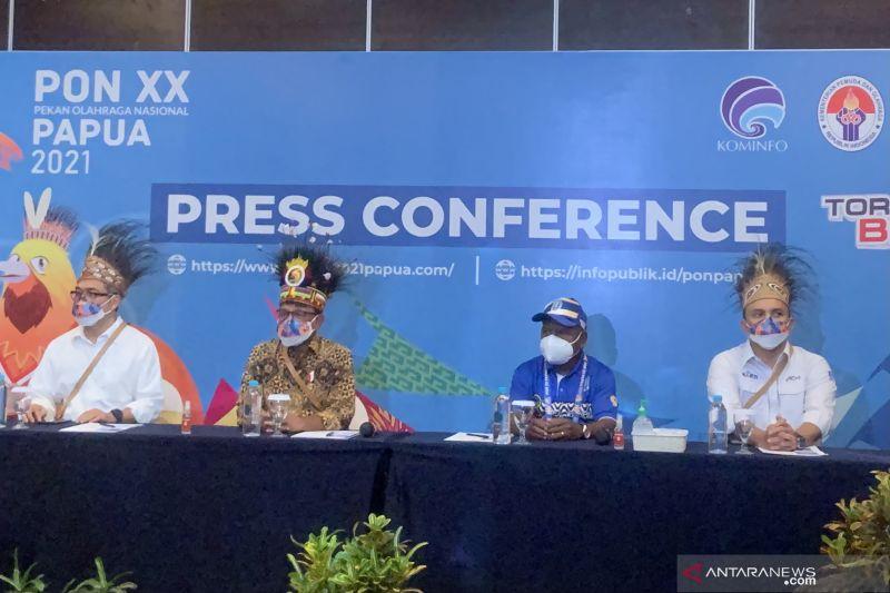 Kominfo alokasikan bandwidth 11 Gbps amankan internet PON Papua