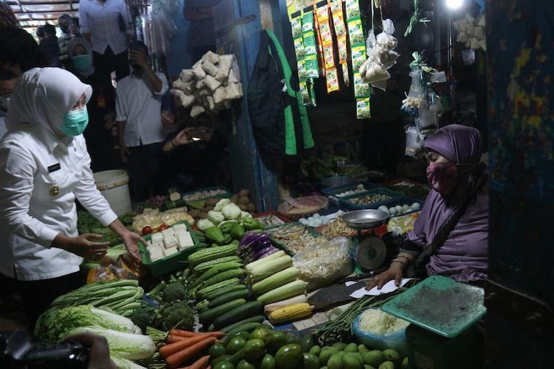 Pemkot Palembang memastikan keamanan pangan selama PPKM