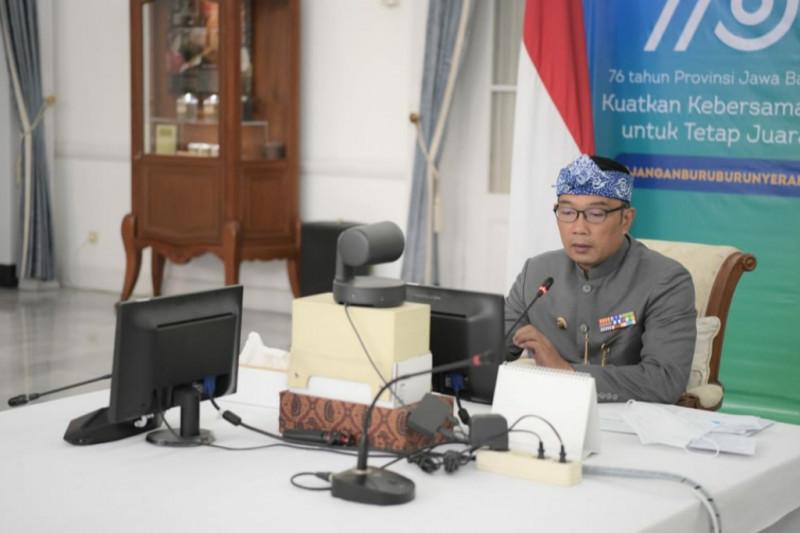 Ridwan Kamil ajak pelaku usaha optimis pulihkan ekonomi
