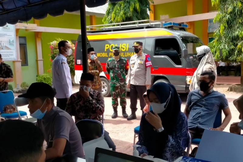 Kemenag tunggu instruksi vaksinasi tahap III calhaj Aceh Jaya