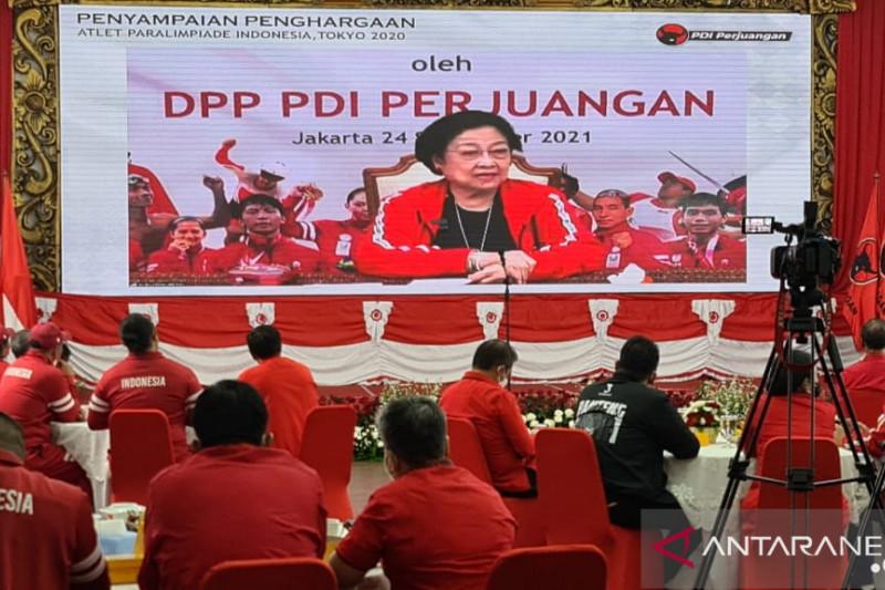 Megawati minta kader PDIP menghargai kaum disabilitas