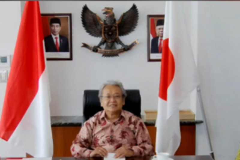 Kedubes RI di Tokyo dukung game Indonesia mendunia melalui TGS 2021