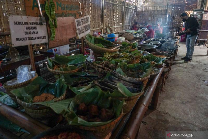 Dapur Simbah, wisata kuliner tempo dulu
