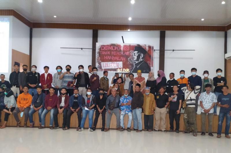 Warga Bengkulu tulis surat ke Presiden Jokowi harap KPK diperkuat
