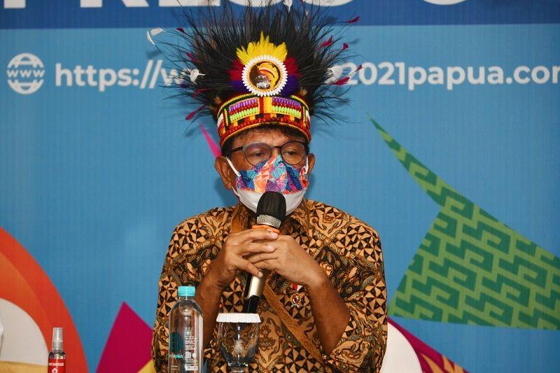 Kominfo siapkan pusat informasi PON XX Papua untuk jurnalis
