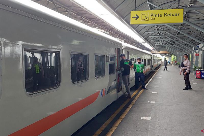 Pembangunan rel ganda Mojokerto-Sepanjang ditarget rampung 2022