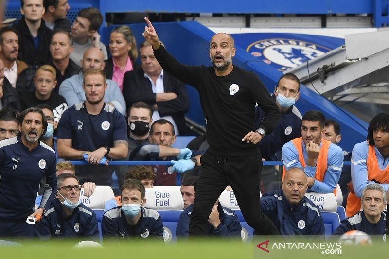 Kalahkan Chelsea, Pep Guardiola jadi manajer City paling banyak menang
