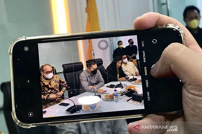 Azis Syamsuddin mundur dari jabatan sebagai Wakil Ketua DPR RI