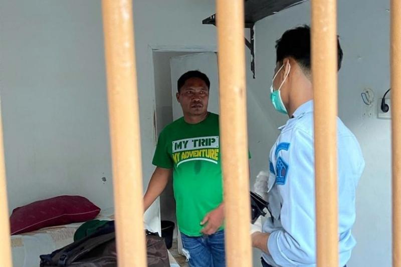 WNA Thailand dan Filipina diamankan di Rudenim Makassar