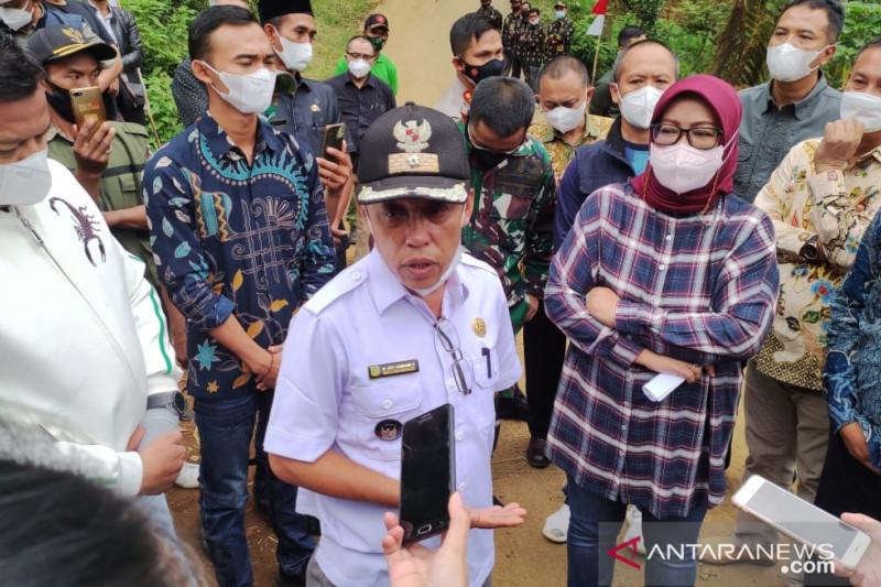 Anggota DPR RI miris ada wilayah terbelakang di Bogor dekat Istana