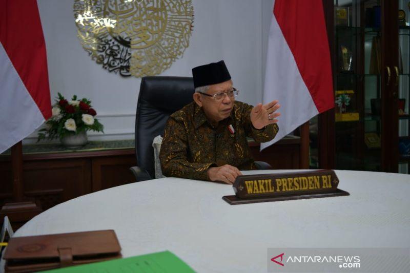 Wapres ingatkan masa depan Indonesia tak lagi bertumpu hanya pada SDA