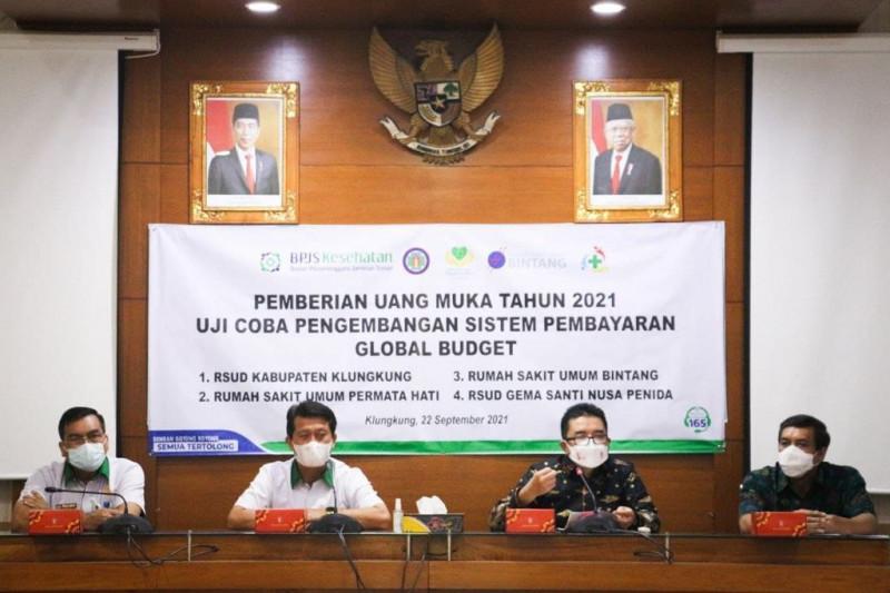 BPJS Kesehatan uji coba sistem global budget