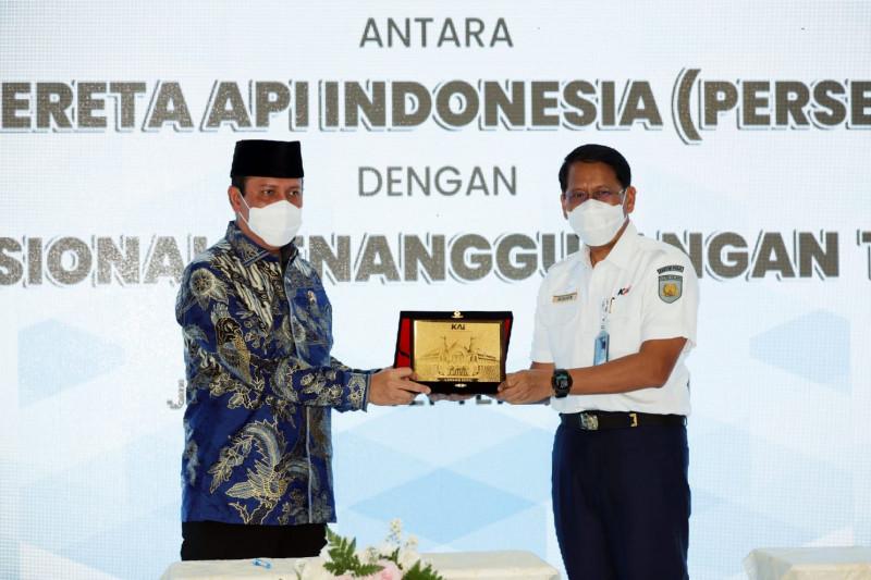 KAI bekerja sama dengan BNPT cegah terorisme dan radikalisme