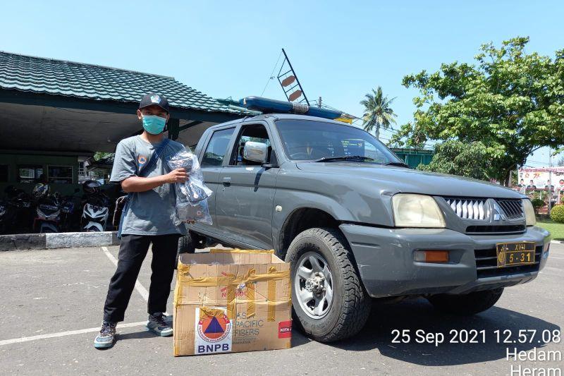 BNPB selenggarakan Gerakan Mobil Masker untuk masyarakat Papua