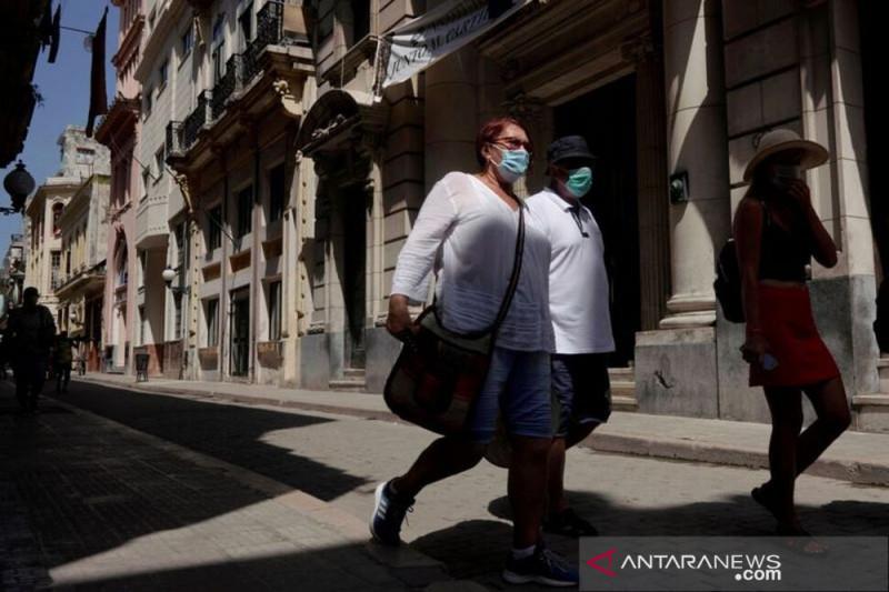 Kuba buka kembali aktivitas ekonomi