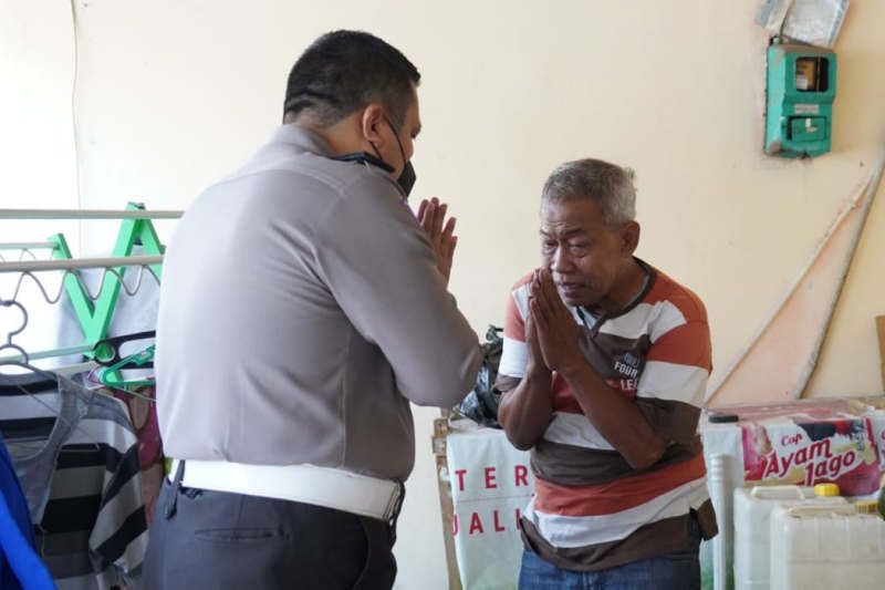 Pensiunan polisi di Semarang jadi