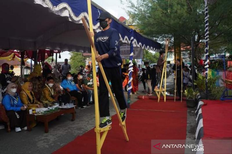 Kampung bermain permainan tradisi di Banjarmasin terus bertambah
