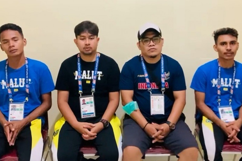 PON Papua- Futsal Malut evaluasi kekalahan di PON Papua