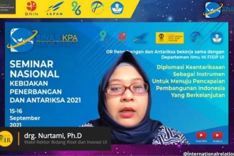 Wakil Rektor UI: Kolaborasi kunci capai riset dan inovasi berkualitas