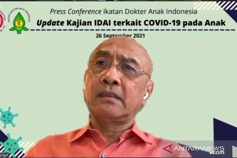 IDAI:Kasus anak terkonfirmasi COVID-19 terbanyak di Jawa Barat