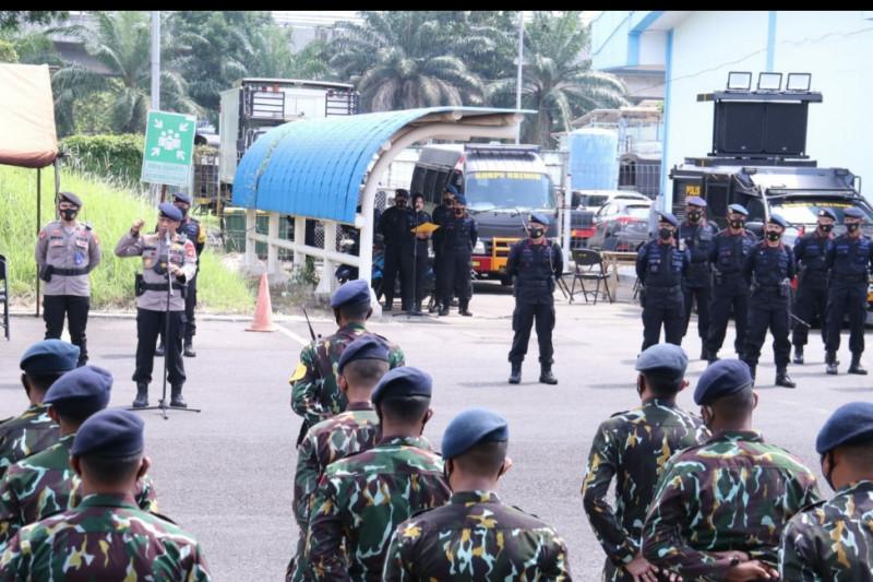 Polda Sumsel kirim 100 personel Brimob pengamanan PON Papua