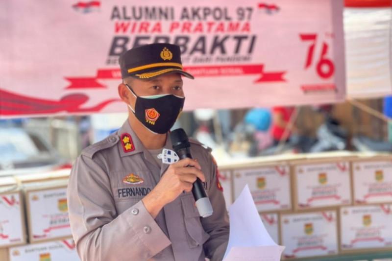 Satu terduga pelaku pembunuhan warga di Tanjungpinang ditangkap