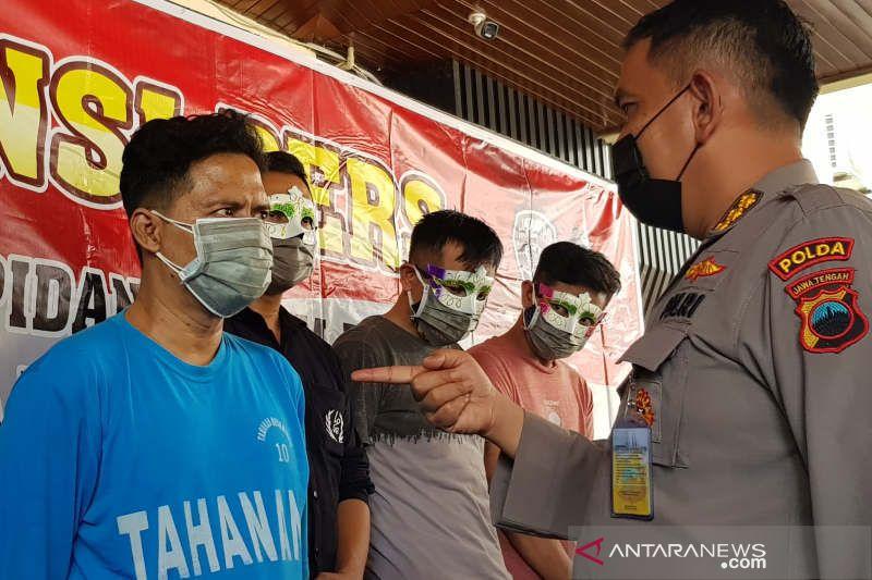 Polda Jateng bongkar prostitusi sesama jenis di Solo