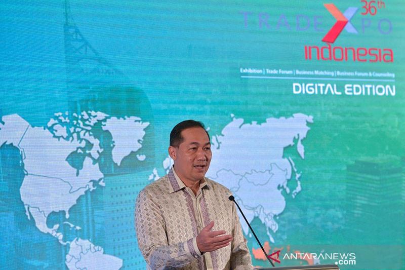 Mendag luncurkan Trade Expo Indonesia