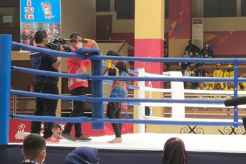 Atlet muaythai Sulsel tembus final PON Papua