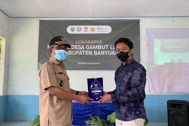 Peneliti muda Sumsel lahirkan dokumen Peta Jalan Gambut Lestari