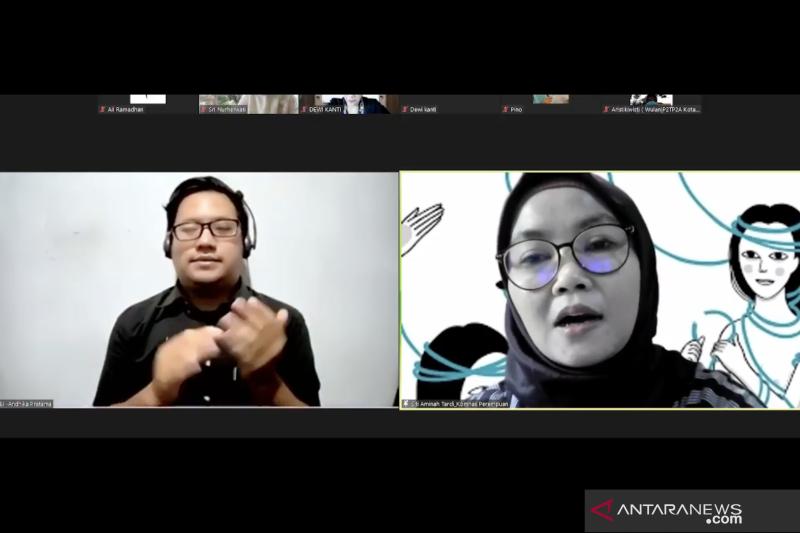Komnas Perempuan: Pencabutan laporan jadi hambatan terbesar UU PKDRT