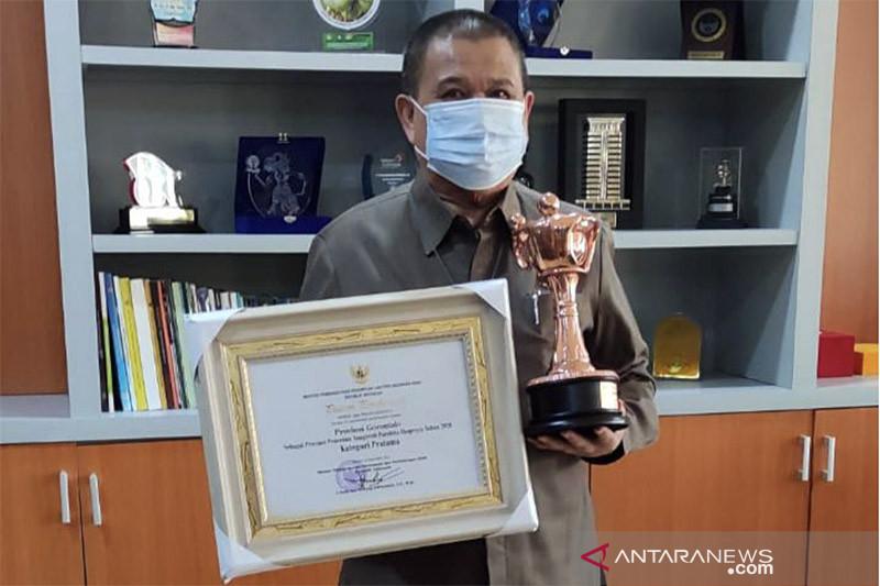 Gorontalo raih anugerah Prahita Ekapraya dari Kementerian PPPA