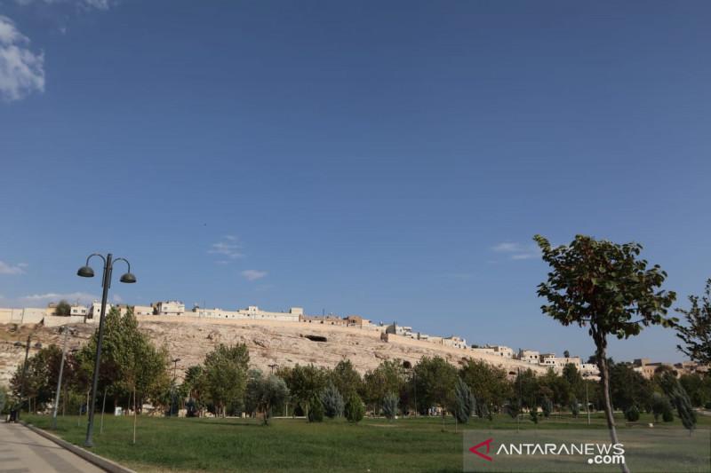 Peran serta masyarakat dorong pariwisata di Sanliurfa, Turki thumbnail